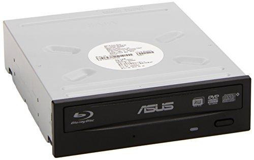 Asus BC-12D2HT Silent internes Blu-Ray Combo Laufwerk (12x BD-R (Lesen), 16x DVD�R (Schreiben), Bulk, BDXL,  Sata, Schwarz