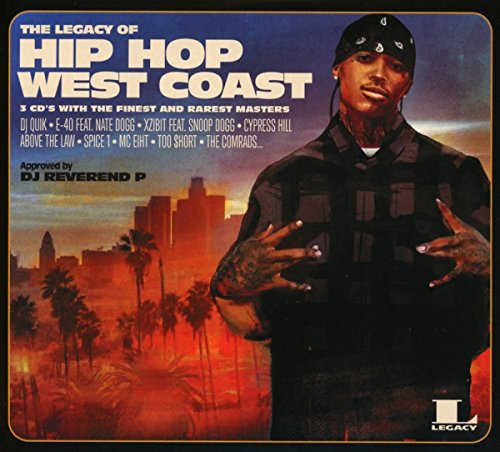 The Legacy of Hip Hop West Coast