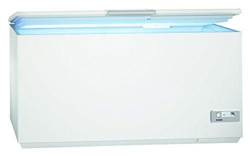 AEG ARCTIS A93200HLW0 Gefriertruhe / A+++ / 87,60 cm H�he / 150 kWh/ Jahr / 327 L Gefrierteil / Innenbeleuchtung / LowFrost-Technik / wei�