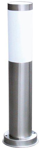 Ranex RX 1010-45 Gartenpfosten aus Edelstahl / Au�enstehleuchte