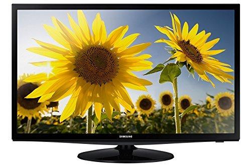 Samsung T24D310ES 61 cm (24 Zoll) Monitor (HDMI, USB, 5ms Reaktionszeit, 1366 x 768 Pixel) schwarz-gl�nzend