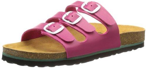 Lico BIOLINE, Damen Flache Hausschuhe, Pink (PINK), 41 EU (8 Damen UK)