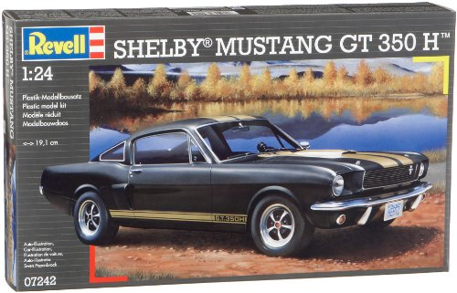 Revell 07242 - Modellbausatz Shelby Mustang GT 350 H im Ma�stab 1:24
