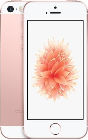 Apple iPhone SE Smartphone (4 Zoll (10,2 cm) Touch-Display, 16 GB Speicher, IOS) ros�gold