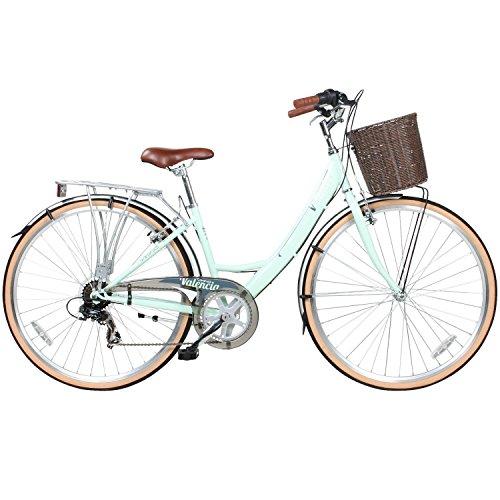 28 Zoll Viking Valencia 6 Gang Citybike Stadt Fahrrad Damenrad Damenfahrrad, Rahmengr�sse:16 Zoll