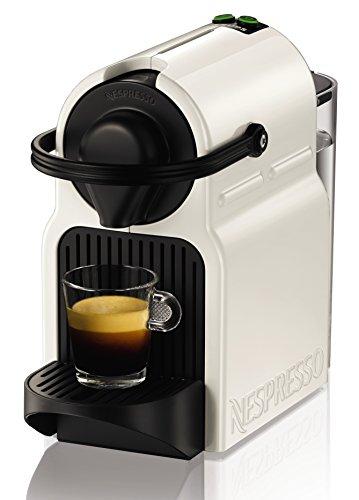 Krups Nespresso XN1001 Inissia Kaffeekapselmaschine (19 bar, inklusive Welcome Pack mit 16 Kapseln) wei�