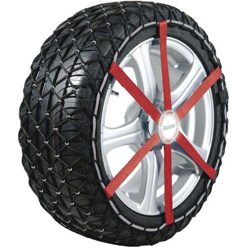 Michelin 92303 Textilschneeketten Easy Grip L13, ABS und ESP kompatibel, T�V/GS und �NORM, 2 St�ck