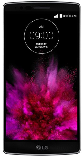 LG G Flex 2 Smartphone (13,97 cm (5,5 Zoll) Full-HD-POLED-Display, Qualcomm Snapdragon 810 2-GHz-Octa-Core-Prozessor, 13-Megapixelkamera, 16 GB interner Speicher, Android 5.0) Platinum Silver
