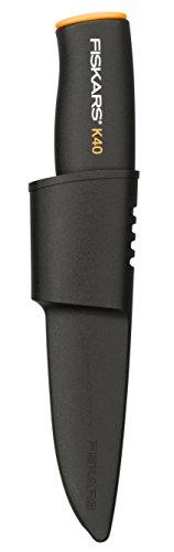 Fiskars Universalmesser, Schwarz, L�nge: 21cm