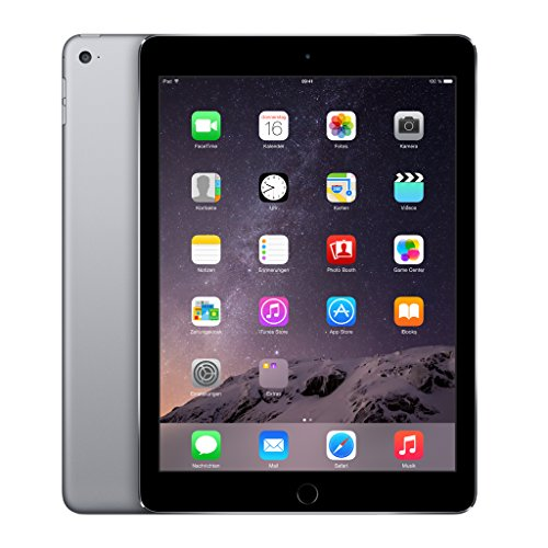 Apple iPad Air 2 24,6 cm (9,7 Zoll) Tablet-PC (WiFi, 128GB Speicher) spacegrau