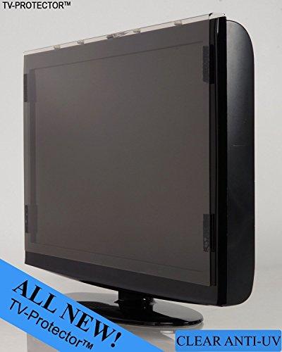 47 - 48 Zoll TV-ProtectorTM TV-Bildschirm-Schutz f�r LCD, LED und Plasma-HDTV. UV-Schutz, Fernseher-Displayschutz Protector