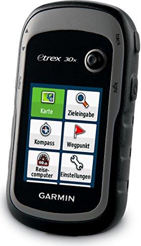 Garmin eTrex 30x Outdoor Navigationsger�t (barometrischer H�henmesser, hochaufl�sendes 5,58cm (2,2 Zoll) Farbdisplay)