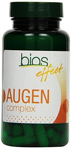 Bios Effect Augen complex, 60 Kapseln, 1er Pack (1 x 35 g)