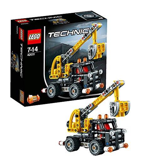 LEGO Technic 42031 - Hubarbeitsb�hne