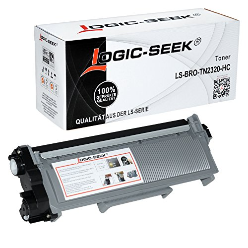 Toner f�r Brother TN-2320 XL DCP-2500 2520 2540 2560 2700 Series D DW DN HL-2300 2320 2340 2360 2365 2380 Series D DW DN MFC-2700 2703 2720 2740 Series DW CW
