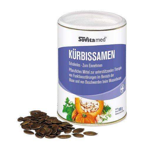 K�rbissamen | Arzneimittel | Nieren - Harnweg - Blase | ascopharm | 500g