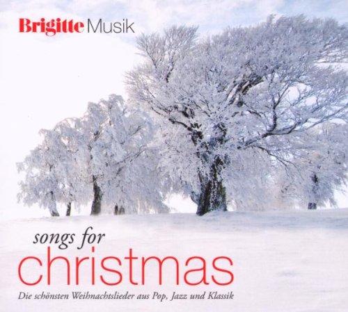 Brigitte - Songs for Christmas/Die sch�nsten Weihnachtslieder aus Pop, Jazz und Klassik