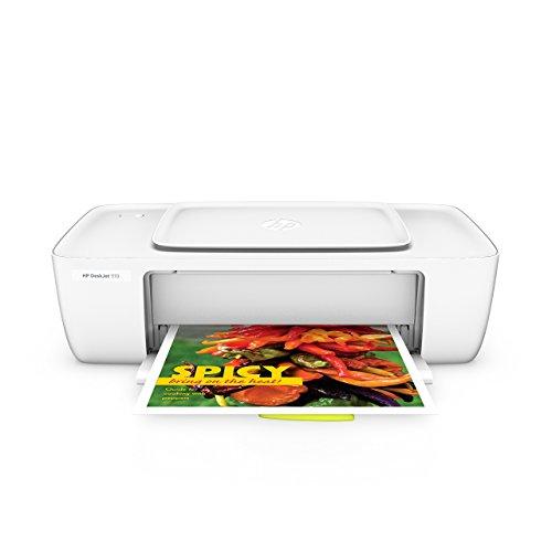 HP Deskjet 1110 (F5S20B) Tintenstrahldrucker (A4 Drucker, Hi-Speed USB 2.0, 4.800 x 1.200 dpi) wei�