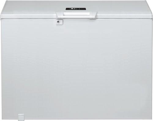 Bauknecht GTE 220 A3+ Gefriertruhe / A+++ / Gefrieren: 215 L / wei� / Digitale Temperaturanzeige / ECO Energiesparen / Kindersicherung