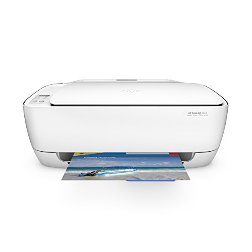 HP Deskjet 3630 (K4T99B) Multifunktionsdrucker (A4, WLAN Drucker, Scanner, Kopierer, Apple AirPrint, HP Instant Ink, USB 2.0, 4800 x 1200 dpi) wei�
