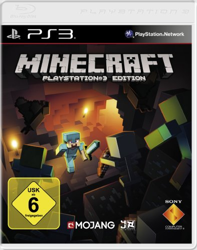 Minecraft Playstation 3 Edition