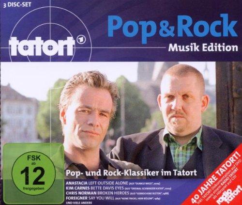 Tatort Musik Edition Pop & Rock