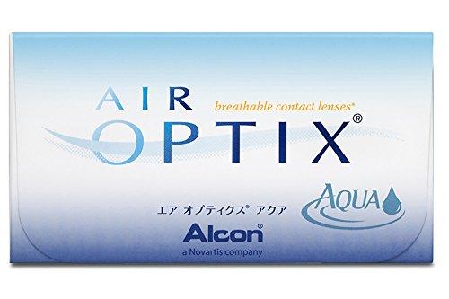 Alcon Ciba Vision Air Optix Aqua Monatslinsen weich, 6 St�ck / BC 8.6 mm / DIA 14.2 / -1.75 Dioptrien