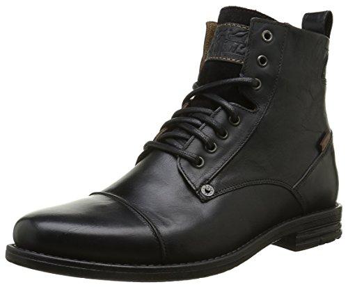 Levi's Herren Emerson Desert Boots, Schwarz (Black 59), 42 EU