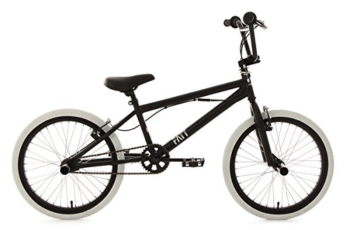 KS Cycling Fahrrad BMX Freestyle Fatt, schwarz, 20, 603B