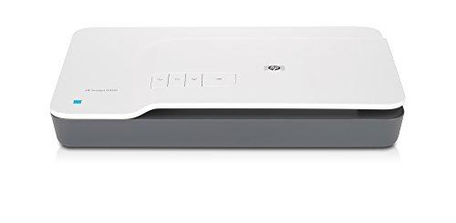 HP Scanjet G3110 Flachbett-Fotoscanner (4.800 x 9.600 dpi, USB, Dia und Negativ Durchlicheinheit)