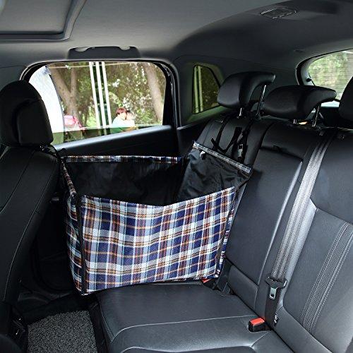 Lalawow Autositz Autoschondecke R�ckbank Transporttasche Tragetasche f�r Hund und Katze 65 x 35 x 45 cm