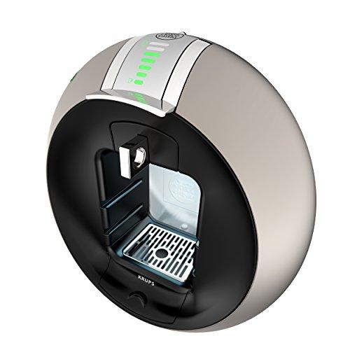Krups KP 510T Nescaf� Dolce Gusto Circolo Kaffeekapselmaschine (automatisch) titanium