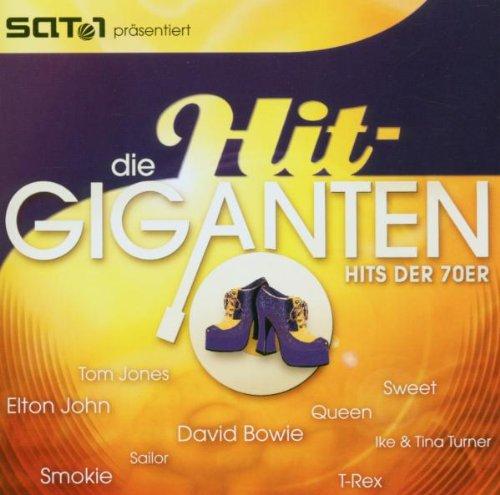 Die Hit Giganten - Hits der 70er