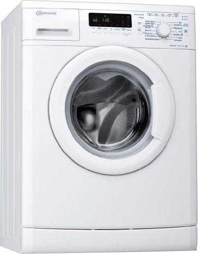 Bauknecht WA PLUS 744 A+++ Waschmaschine Frontlader / A+++ B / 1400 UpM / 7 kg / Wei� / Smart Select / Jeans Programm