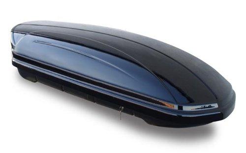 Menabo Dachbox Mania 320 schwarz gl�nzend