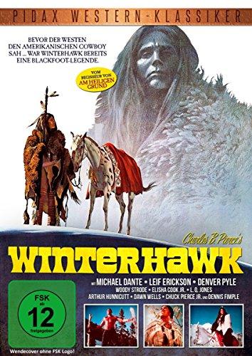 """Winterhawk - Westernabenteuer vom Regisseur von Herbstst�rme und """"Grauadler"""" (Pidax Western-Klassiker)"""