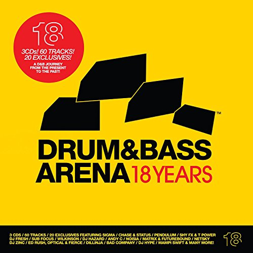 Drum & Bass Arena-18 Years