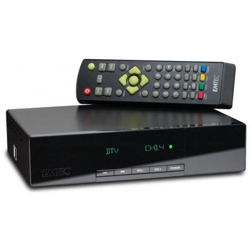 Emtec EKLTVN160H Movie Cube Media-Player