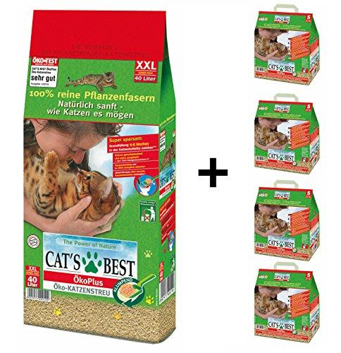 Cat�s Best �ko Plus 60 Liter