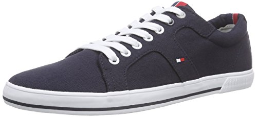 Tommy Hilfiger HARRY 9D, Herren Sneakers, Blau (MIDNIGHT_403), 44 EU