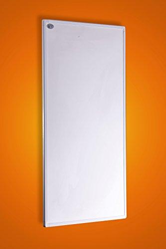 Fern Infrarot Heizung 600 Watt mit digitalem Thermostat -GS T�v- extrem d�nne Heizung (1cm) - deutscher Hersteller und vom T�v S�d GS gepr�ft -neueste Technologie - 5 Jahre Herstellergarantie- Elektroheizung mit �berhitzungsschutz -�berpr�ft duch deutsche Ingenieurgesellschaft- Fern Infrarotheizung Heizt bis 18m� Raum