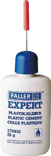 Faller Expert Plastik-Kleber, 25g, 170492