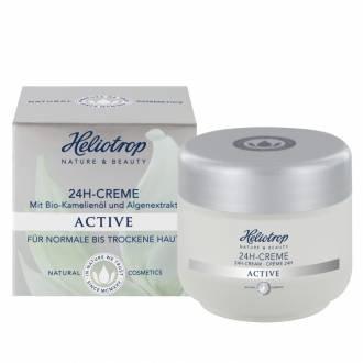 Heliotrop: 24h Creme Active (50 ml)