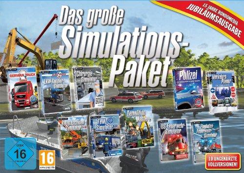 Das gro�e Simulations Paket (Jubil�umsausgabe)
