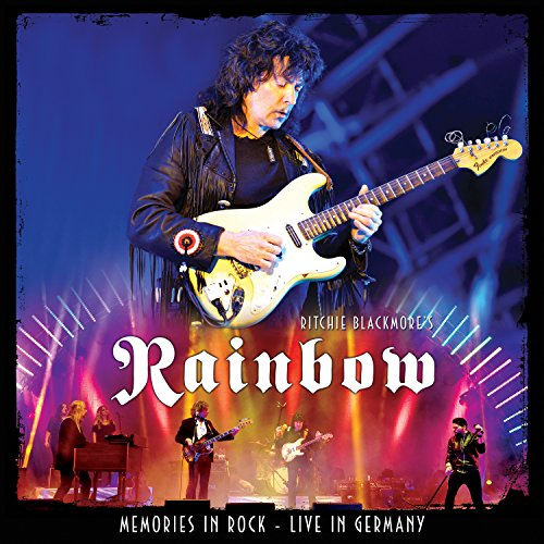 Ritchie Blackmore's Rainbow Memories in Rock - Live in Germany