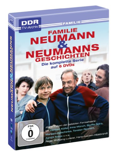 Familie Neumann & Neumanns Geschichten - die komplette Serie (DDR TV-Archiv - 6 DVDs)