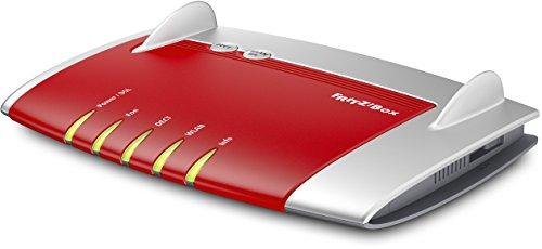 AVM FRITZ!Box 7430 (VDSL-/ADSL2+, WLAN N, 450 MBit/s (2,4 GHz), TK-Anlage f�r Voice over IP mit DECT-Basis, Mediaserver)
