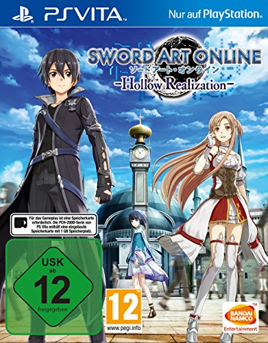Sword Art Online: Hollow Realization - [Playstation Vita]