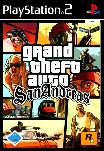 Grand Theft Auto: San Andreas - [Playstation 2]