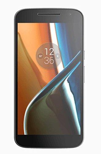 Lenovo Moto G4 Smartphone (14 cm (5,5 Zoll), 16GB, Android) schwarz